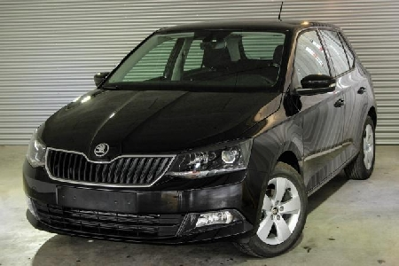 Fabia 1.0 TSI Ambition-PLUS