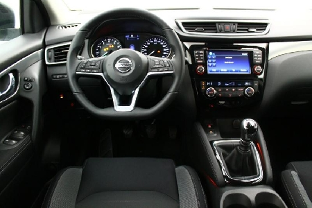 Qashqai N-Connecta Navi LED Panorama